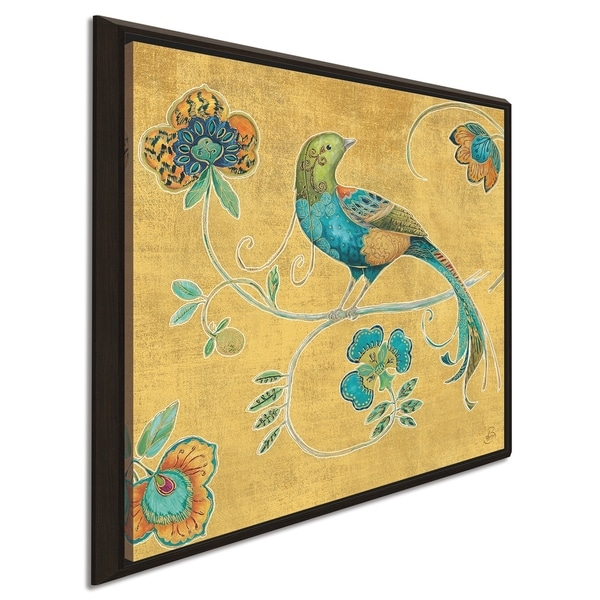 """Daphne Brissonnet """"Bohemian Wings II"""" Giclee Stretched Canvas Wall Art"""
