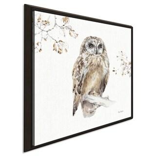 "Lisa Audit ""A Woodland Walk VIII"" Giclee Stretched Canvas Wall Art"