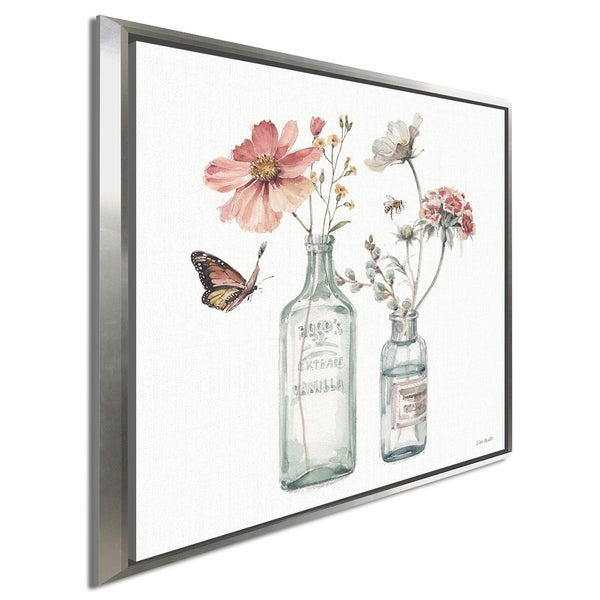 "Lisa Audit ""A Country Weekend X"" Giclee Stretched Canvas Wall Art"