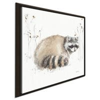 """Lisa Audit """"A Woodland Walk X"""" Giclee Stretched Canvas Wall Art"""