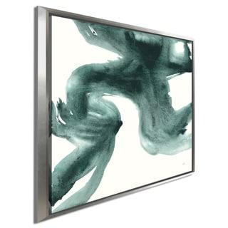 "Chris Paschke ""Jasper Wash I"" Giclee Stretched Canvas Wall Art"