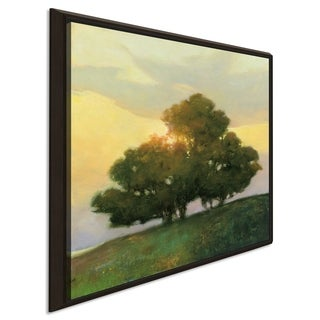 """Julia Purinton """"Spice Tree"""" Giclee Stretched Canvas Wall Art"""