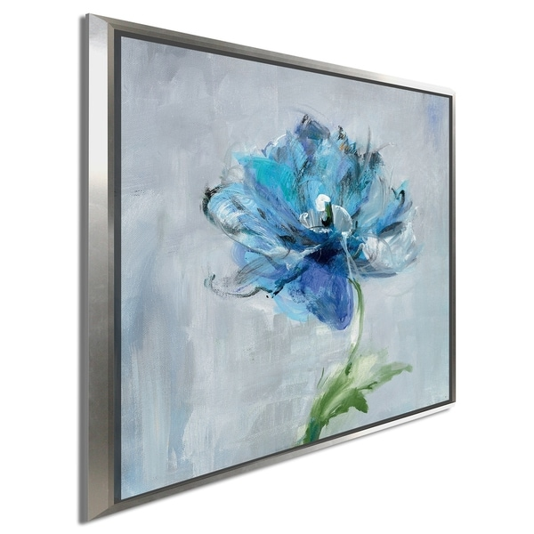 "Danhui Nai ""Floral Bloom II v2"" Giclee Stretched Canvas Wall Art"