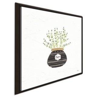 """Link to Janelle Penner """"Fine Herbs VI"""" Giclee Stretched Canvas Wall Art Similar Items in Canvas Art"""