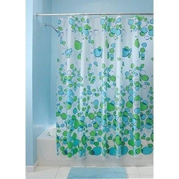 Shop PEVA Shower Curtain MOLD MILDEW Resistant 72 X