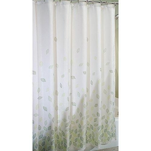 Botanical Fabric Shower Curtain