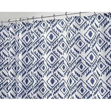 Shop Aztec Fabric Shower Curtain