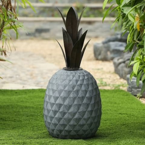 Pineapple Garden Outdoor Statue