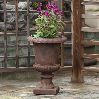 Classic Bronze Urn Planter