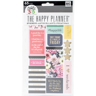 Happy Planner Stickers 5/Sheets