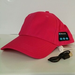 Bluetooth Baseball Cap