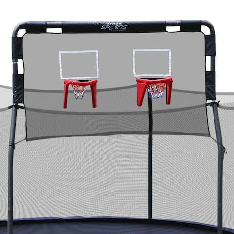 15' Double Hoop Basketball Game by Skywalker Trampolines