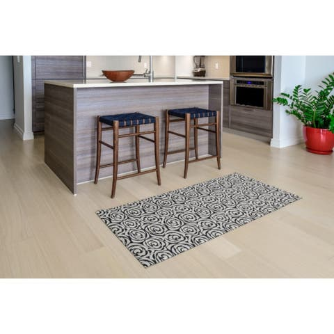 "Mats Inc. Mattisimo All Weather Runner, Roseto, - 2'3"" x 4'11"""