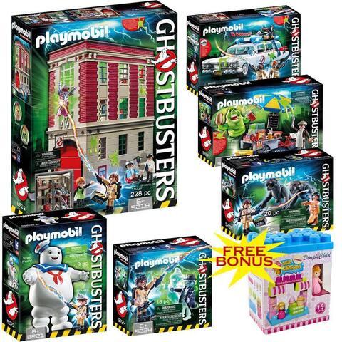 PlayMobil Ghostbusters Mega Set
