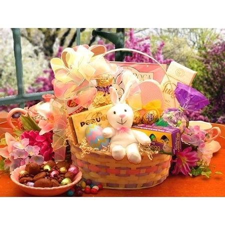 Easter extravaganza easter gift basket free shipping today easter extravaganza easter gift basket free shipping today overstock 26324405 negle Images