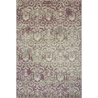 Zarepath 7512 Marsala Palette Burgundy Rug (8'9 x 13')