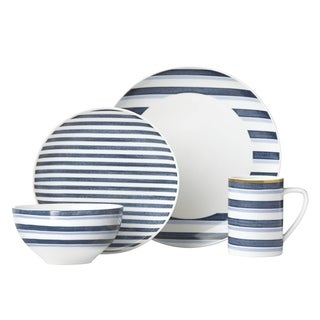 Luca Andrisani Striato 4 Piece Place Setting by Lenox