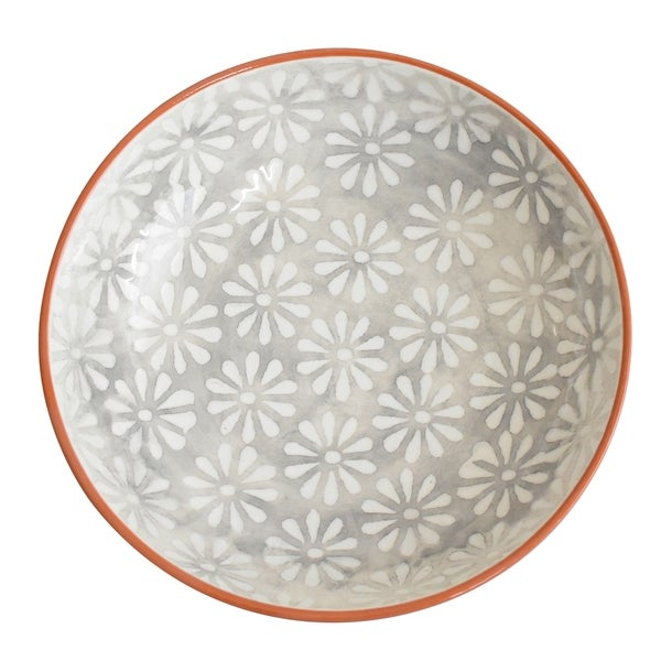 Euro Ceramica Margarida 11.25-inch Serving Bowl. Opens flyout.
