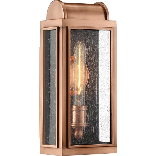 Quoizel Danville 1-light Wall Lantern