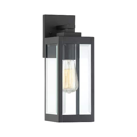 Quoizel Westover Earth Black Wall Lantern