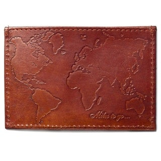 Handmade Men's Compact Leather Wallet (India)