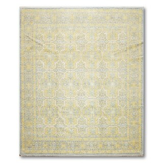 Eclectic Michaelian & Kohlberg Oriental Hand Knotted Area Rug (8'x10')