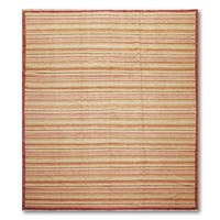 Chic Contemporary Michaelian & Kohlberg Oriental Hand Knotted Area Rug - 8'x10'