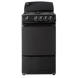 Danby 20 IN Electric Range with 2.4 CF Primary Oven Capacity & Storage Drawer