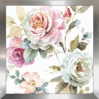 "Lisa Audit ""Beautiful Romance V"" Framed Plexiglass Wall Art"