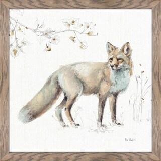 "Lisa Audit ""A Woodland Walk XI"" Framed Plexiglass Wall Art"