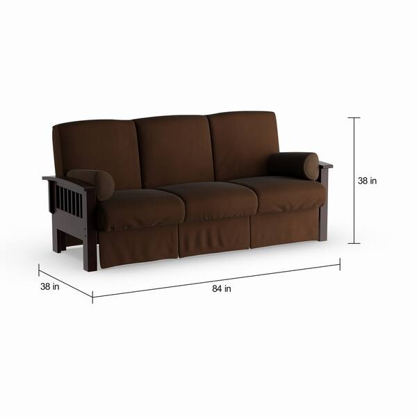 Phenomenal Shop Copper Grove Tuskegee Mission Style Pillow Top Full Inzonedesignstudio Interior Chair Design Inzonedesignstudiocom