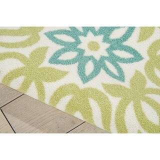 Havenside Home Duxbury Indoor/ Outdoor Rug - 5'3 x 7'5