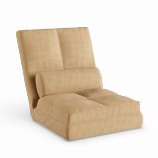Cosmo Click Clack Convertible Futon Flip Chair Sleeper Bed