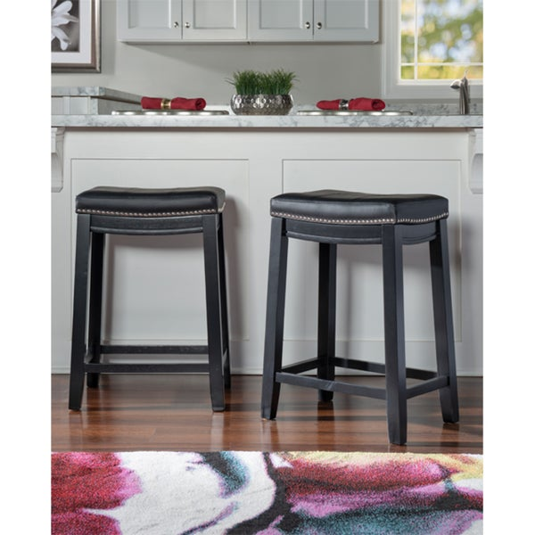 Copper Grove Willamette Backless Counter Stool - N/A