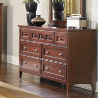 Copper Grove Raymond Wood 7-drawer Double Dresser