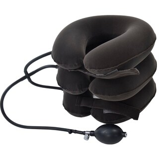 Portable Cervical Neck Traction Device, Light Grey