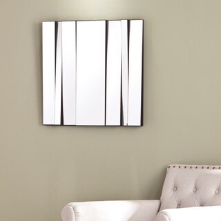Strick & Bolton Noe Decorative Mirror - Black - A/N