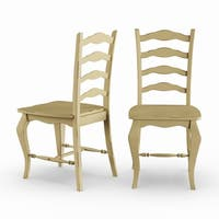 Havenside Home Ouonochontaug 2-piece Dining Chairs Set