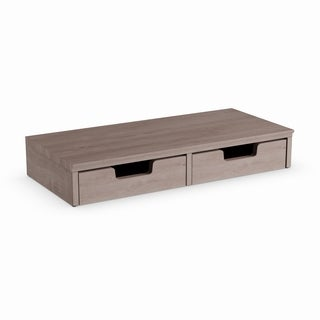 Havenside Home Bellport Desktop Organizer with Drawers