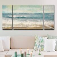 Havenside Home Beach Memories' by Norman Wyatt Jr. Wrapped Canvas Art