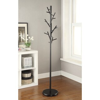 Carbon Loft Kelford Black Metal Branch-style Coat Rack