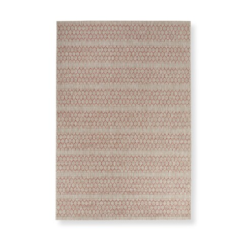 The Curated Nomad Claremont Indoor/ Outdoor Geometric Rug