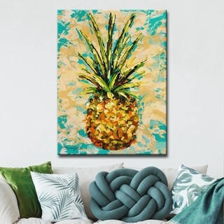 Havenside Home Pineapple' Canvas