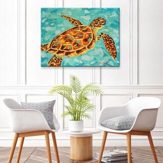 Havenside Home Turtle' Canvas