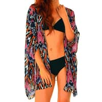 Women's Sexy Colorful Beachwear Swimsuit Cover-ups