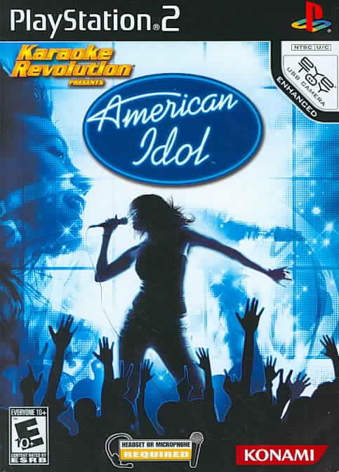 PS2 - Karaoke Revolution: American Idol