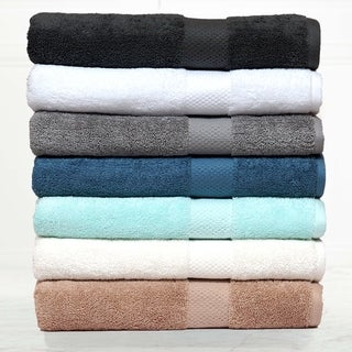 Elegance Spa Luxurious 600 GSM Cotton 4-piece Bath Towel