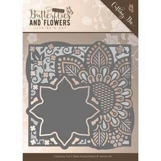 Find It Jeanine's Art Classic Butterflies & Flowers Die
