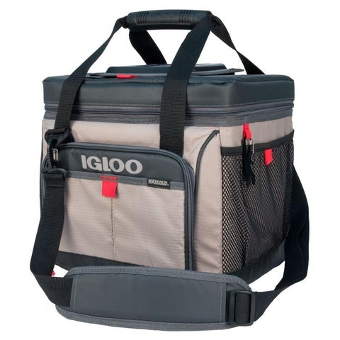 Igloo Outdoorsman Square 30 - Sandstone/Blaze Red