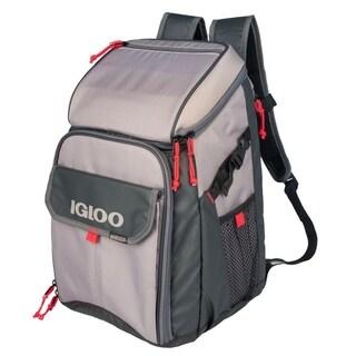 Igloo Outdoorsman Gizmo Backpack - Sandstone/Blaze Red